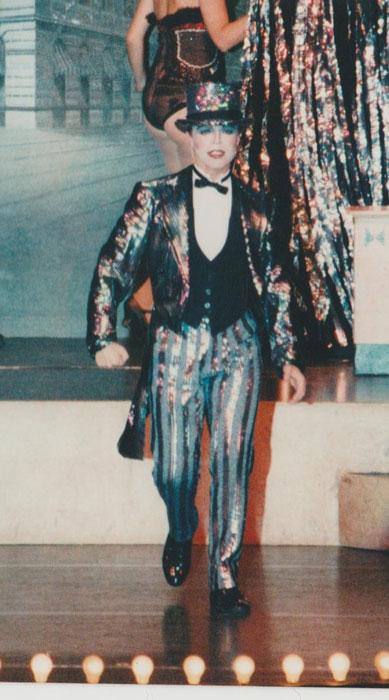 CABARET Europatournee 1995