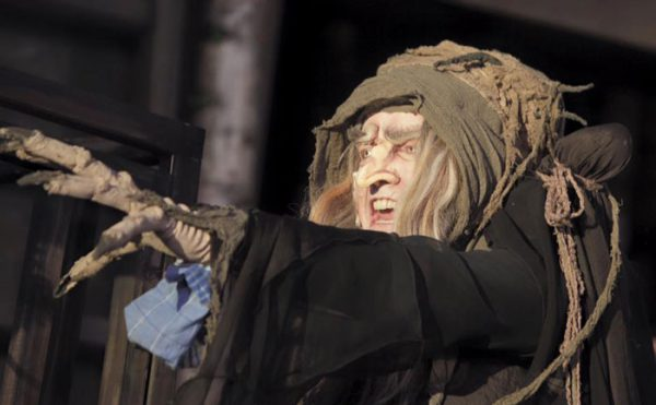 HÄNSEL UND GRETEL Grimm Festspiele Hanau 2015